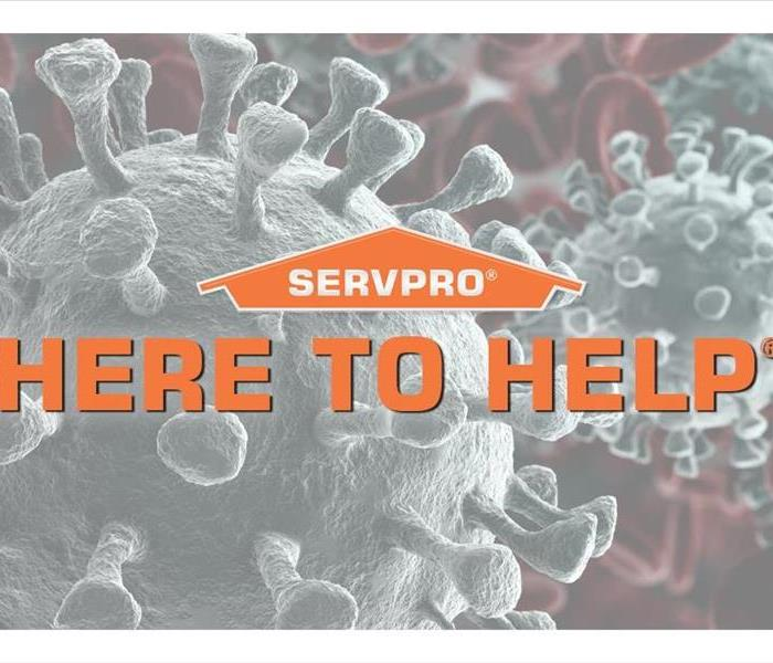 SERVPRO HERE TO HELP ADVERTISEMENT